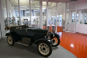 Picture of 1924 Humber 8/18 Chummy
