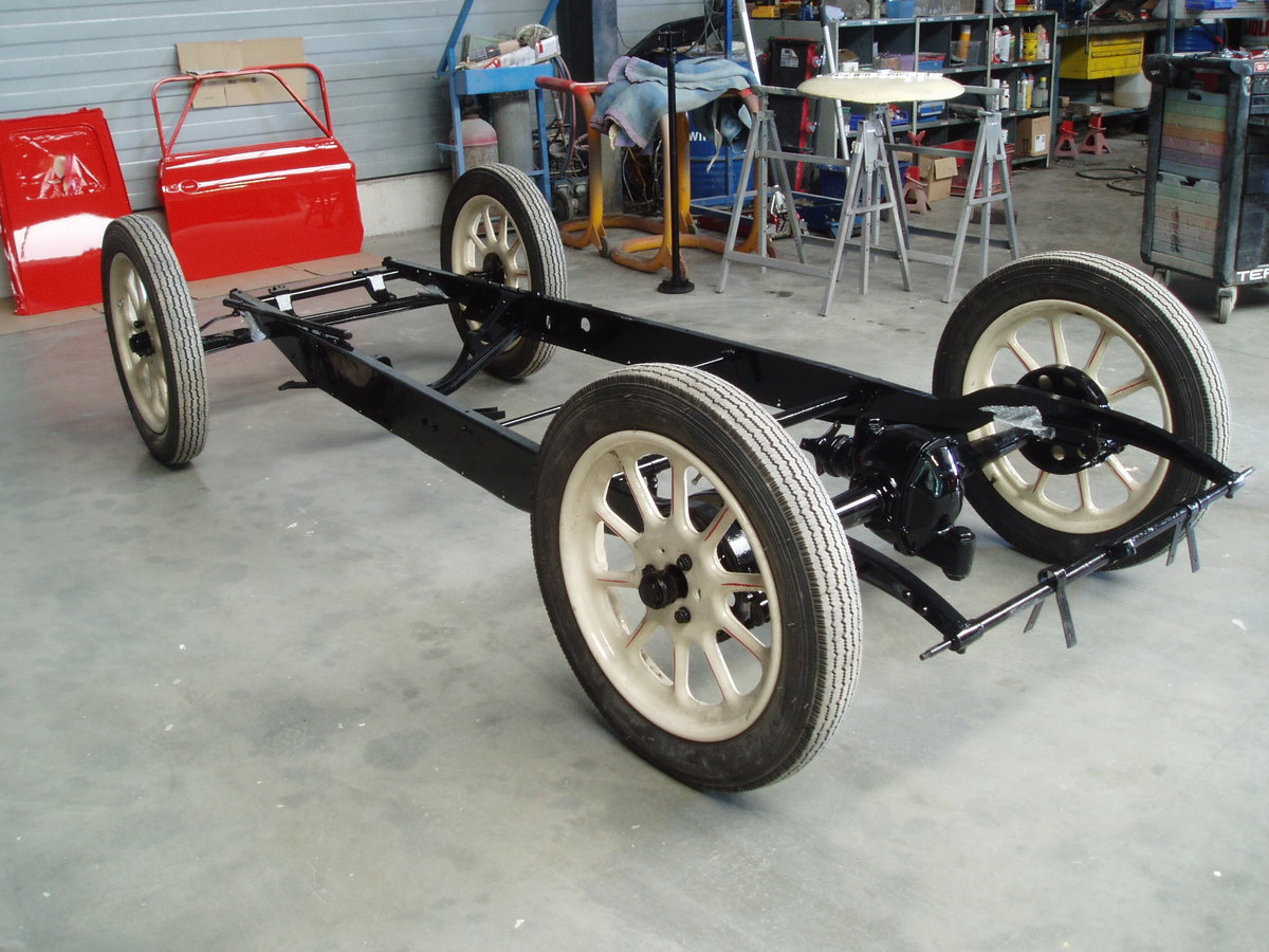 1924 Humber 8/18 Chummy  For Sale (picture 5 of 6)