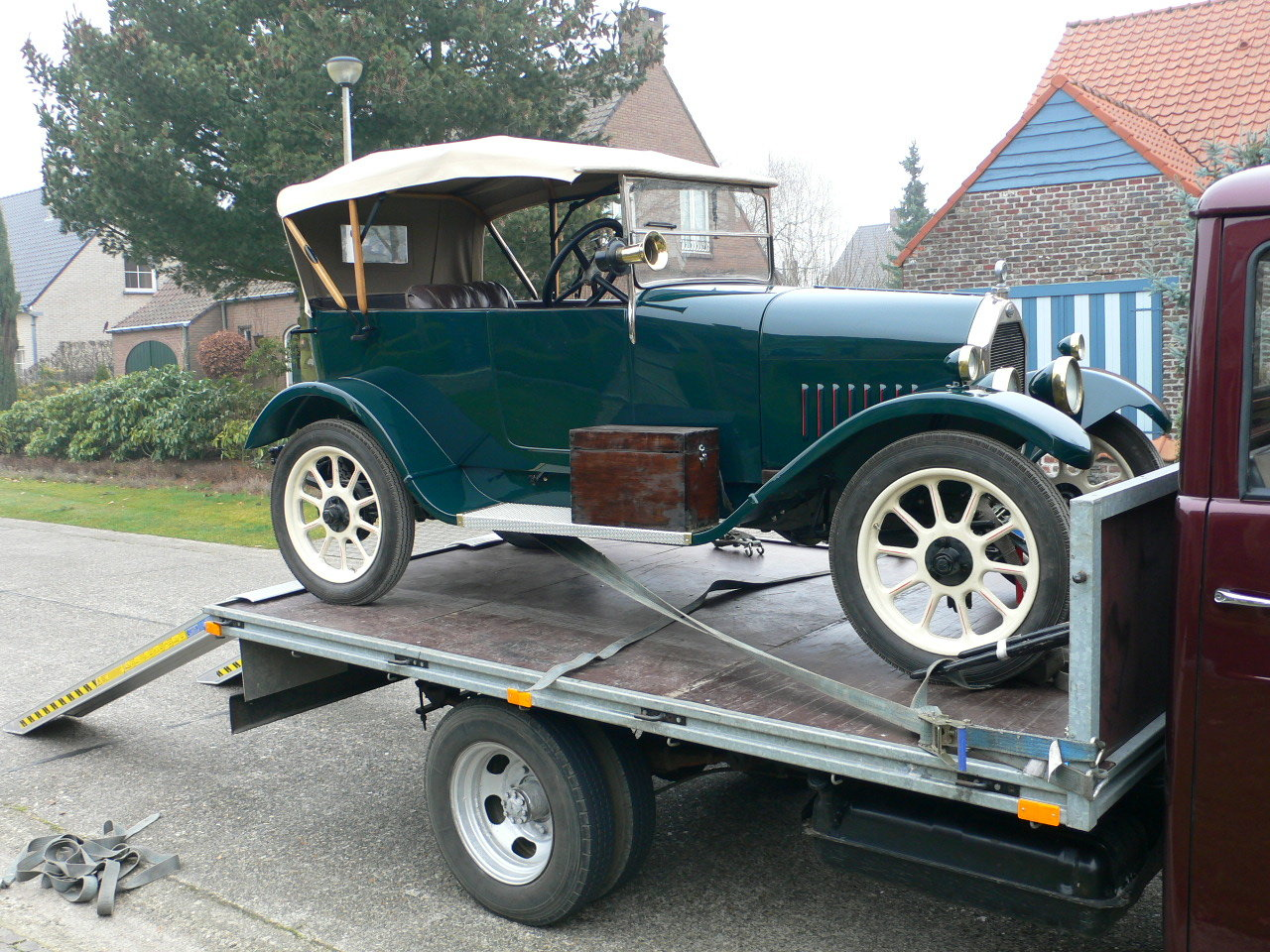 1924 Humber 8/18 Chummy  For Sale (picture 6 of 6)