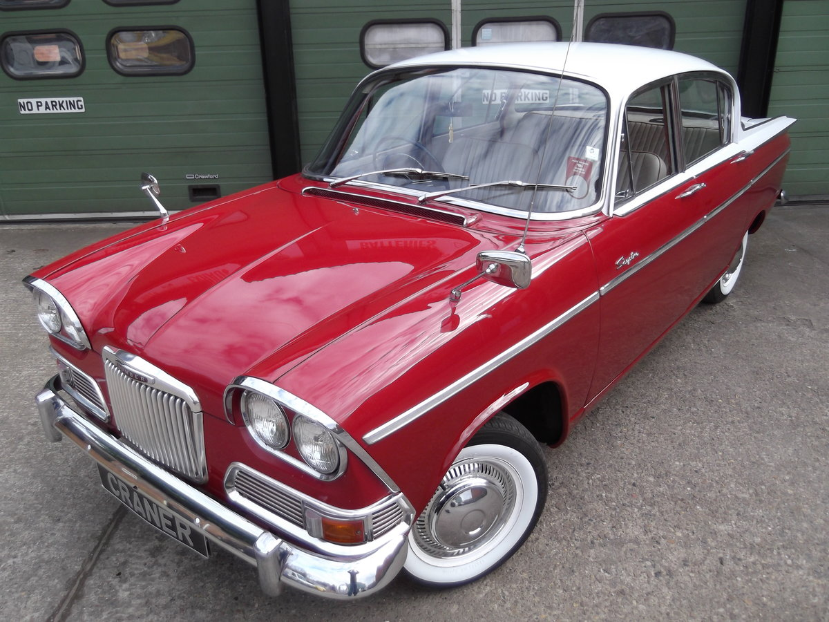 1963 Humber Sceptre mark 1 For Sale (picture 1 of 6)