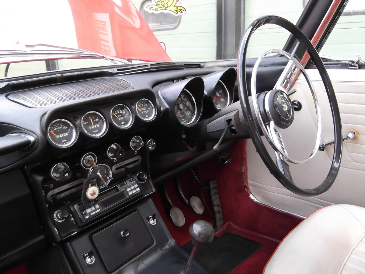 1963 Humber Sceptre mark 1 For Sale (picture 5 of 6)