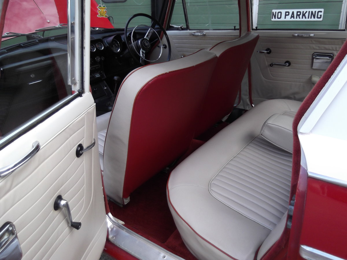1963 Humber Sceptre mark 1 For Sale (picture 6 of 6)