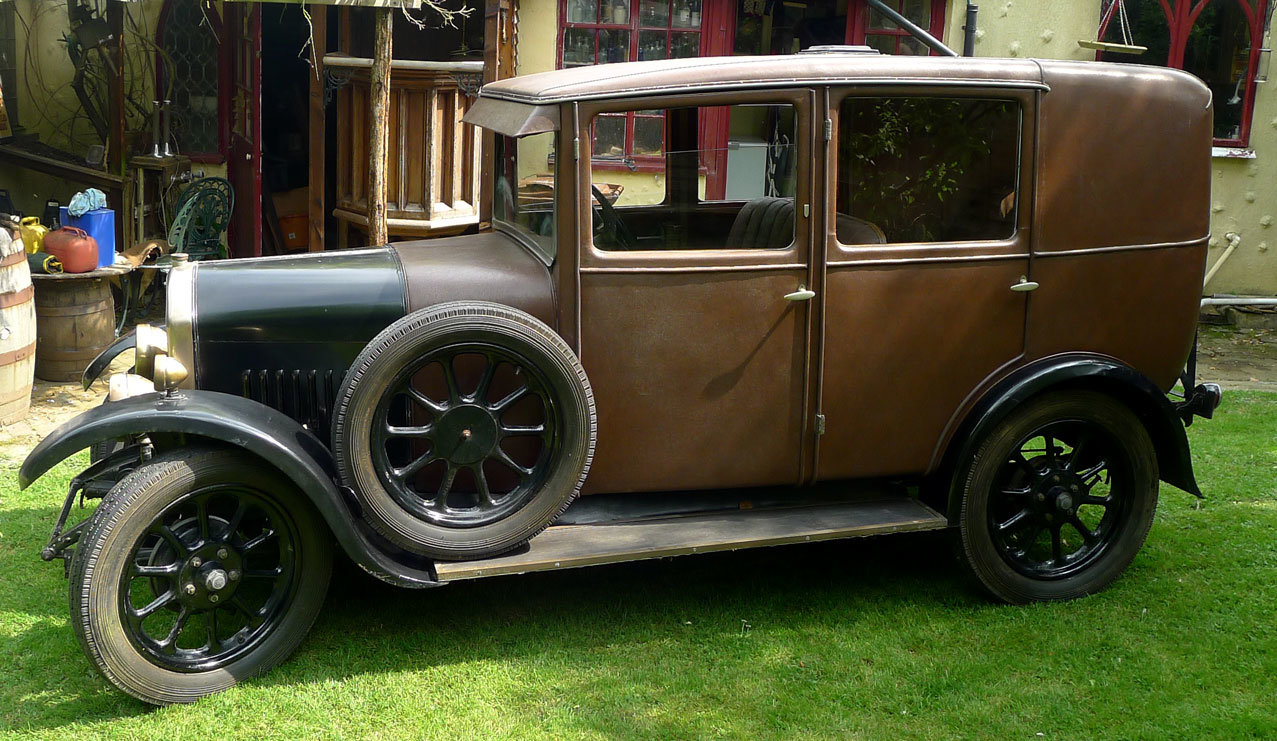 1928 Humber saloon  For Sale (picture 2 of 6)