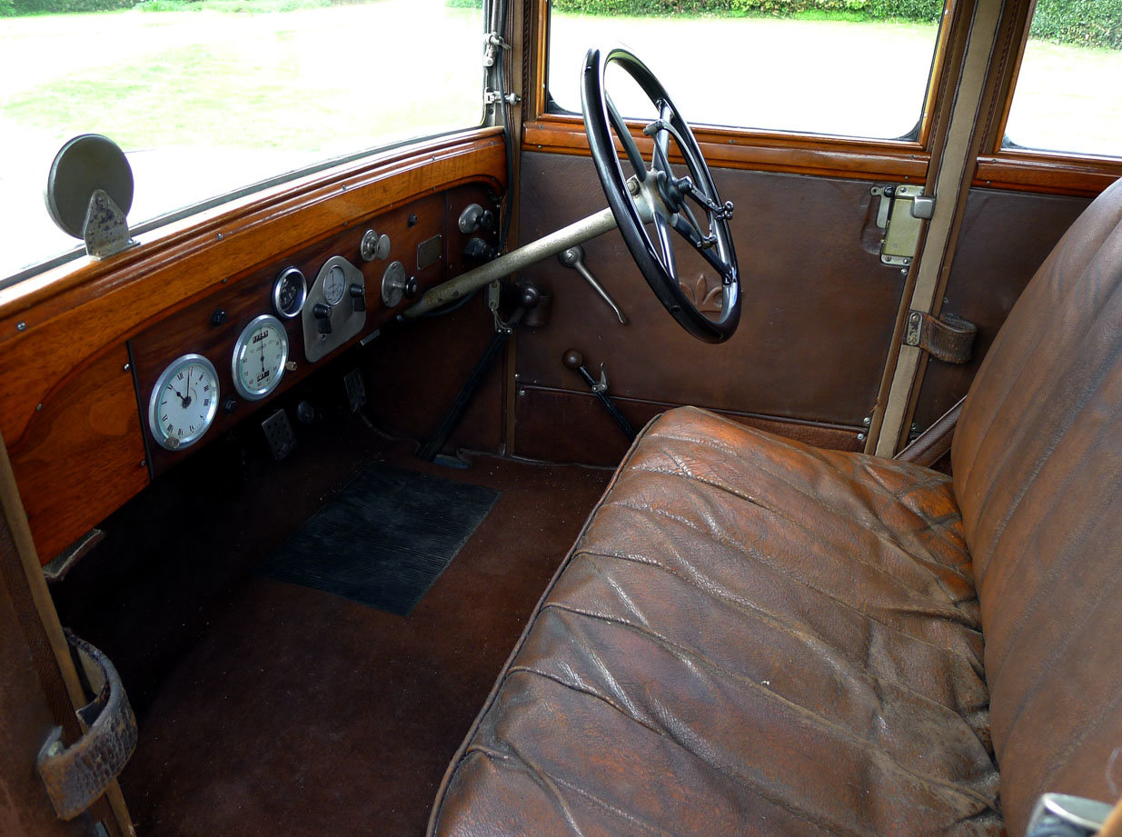 1928 Humber saloon  For Sale (picture 3 of 6)
