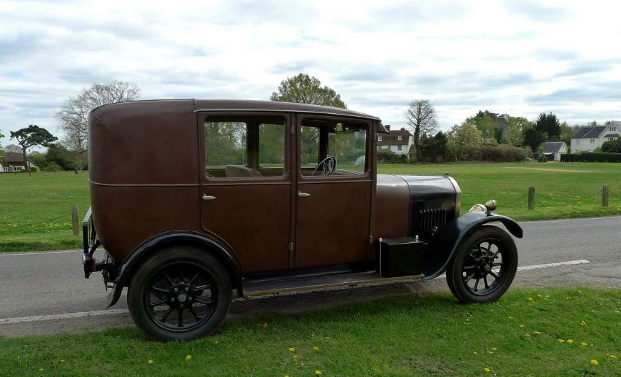1928 Humber saloon  For Sale (picture 5 of 6)