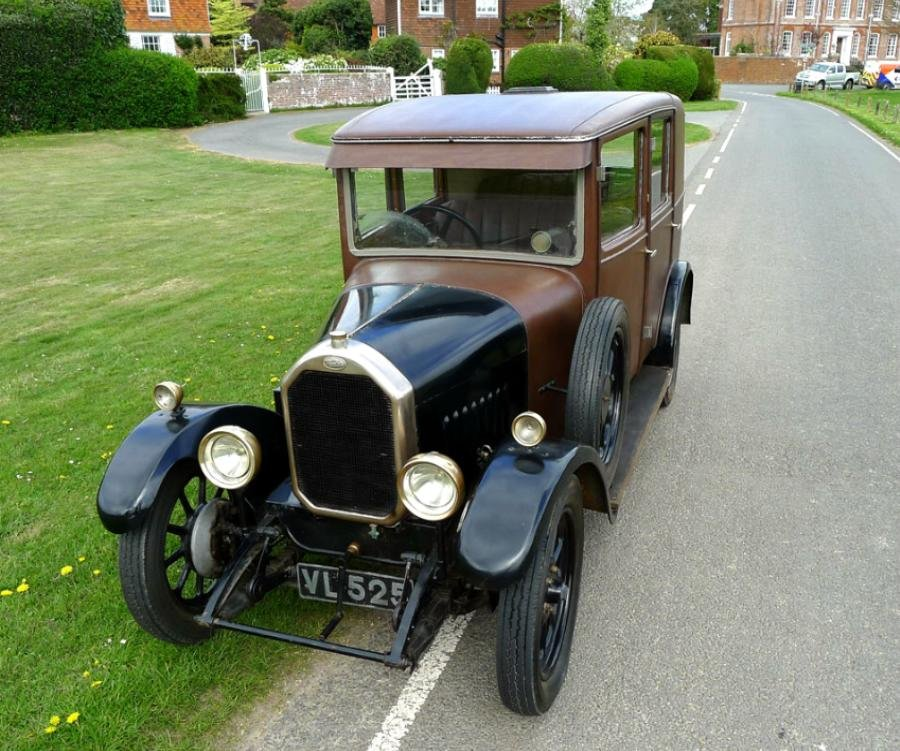 1928 Humber saloon  For Sale (picture 6 of 6)