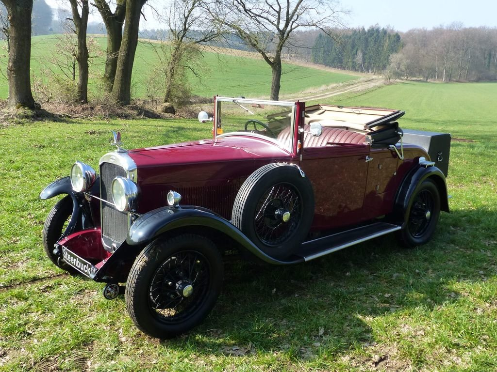 1930 Humber 16/50 hp - dickey seat For Sale (picture 2 of 6)