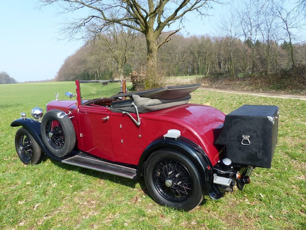 1930 Humber 16/50 hp - dickey seat For Sale (picture 3 of 6)
