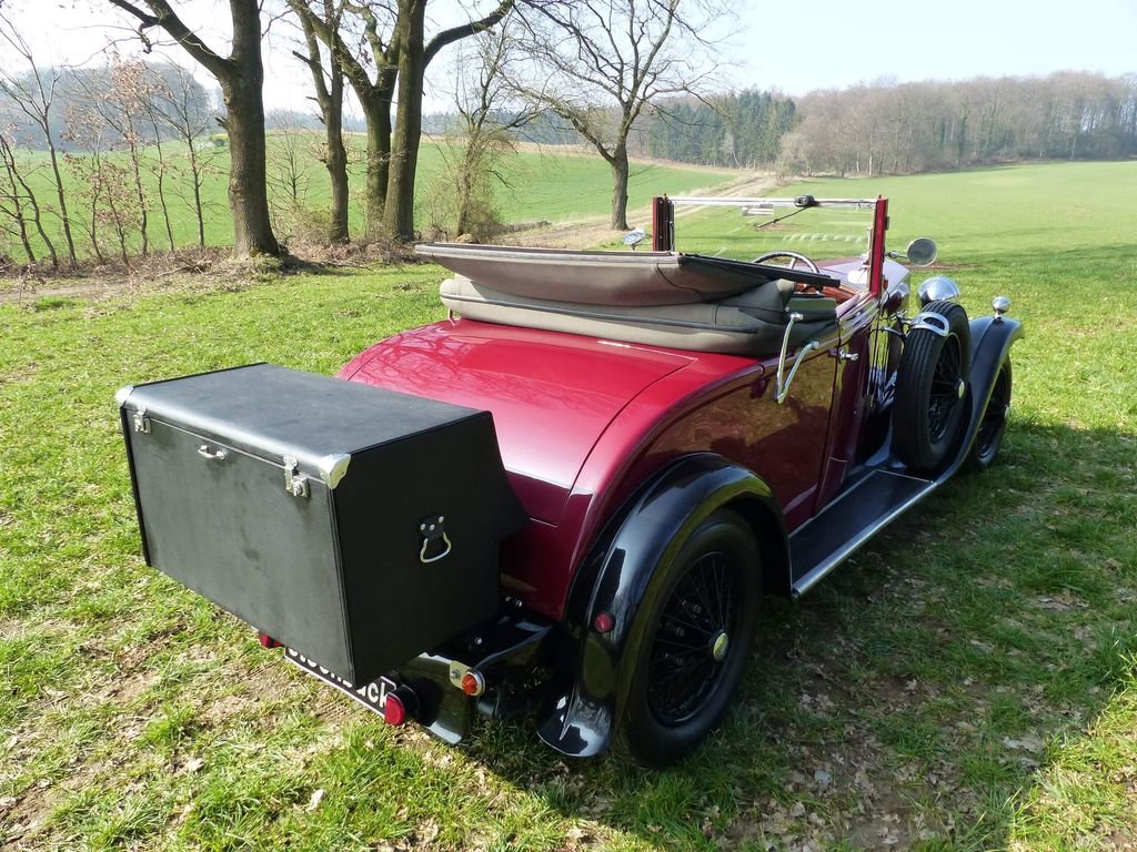 1930 Humber 16/50 hp - dickey seat For Sale (picture 4 of 6)
