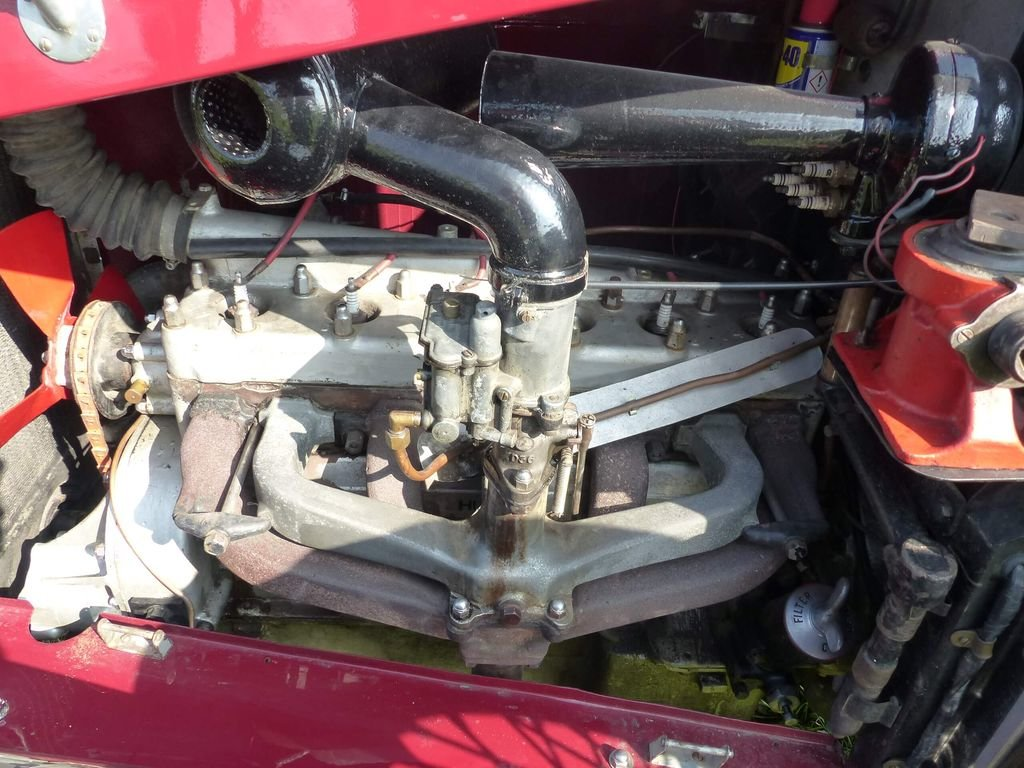 1930 Humber 16/50 hp - dickey seat For Sale (picture 5 of 6)