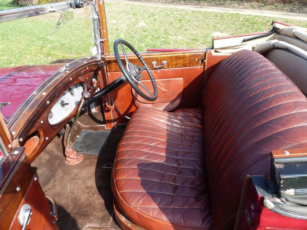 1930 Humber 16/50 hp - dickey seat For Sale (picture 6 of 6)