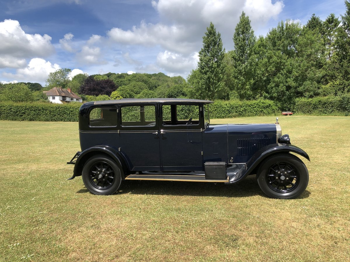 1929 Humber 16/50 saloon - Award Winner   For Sale (picture 5 of 24)