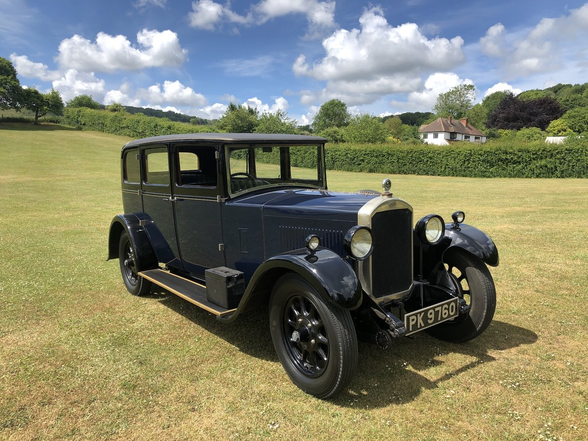 1929 Humber 16/50 saloon - Award Winner   For Sale (picture 8 of 24)