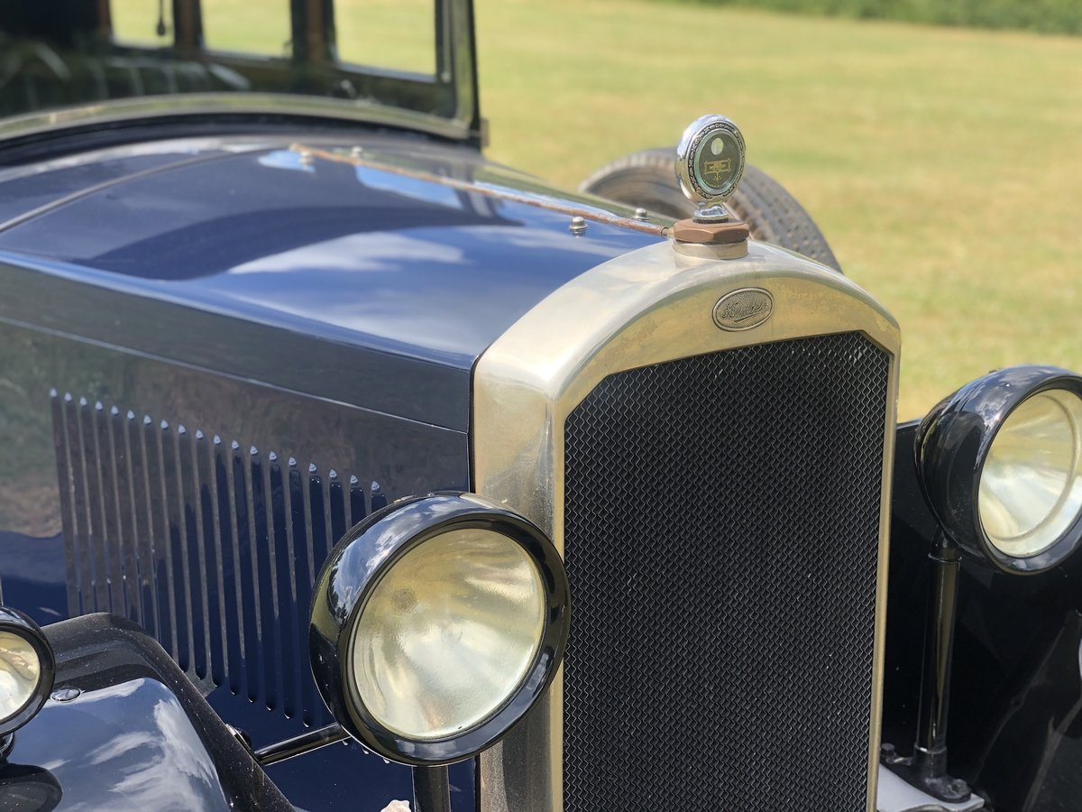 1929 Humber 16/50 saloon - Award Winner   For Sale (picture 20 of 24)