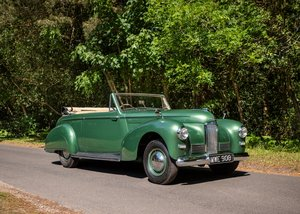 1950 Humber Super Snipe Mk. II Drophead Coup by Tickford