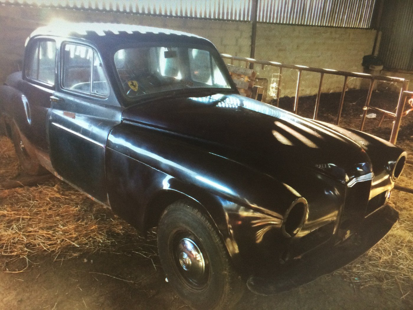 1953 Humber Super Snipe Mk4 Early Car For Sale (picture 1 of 3)