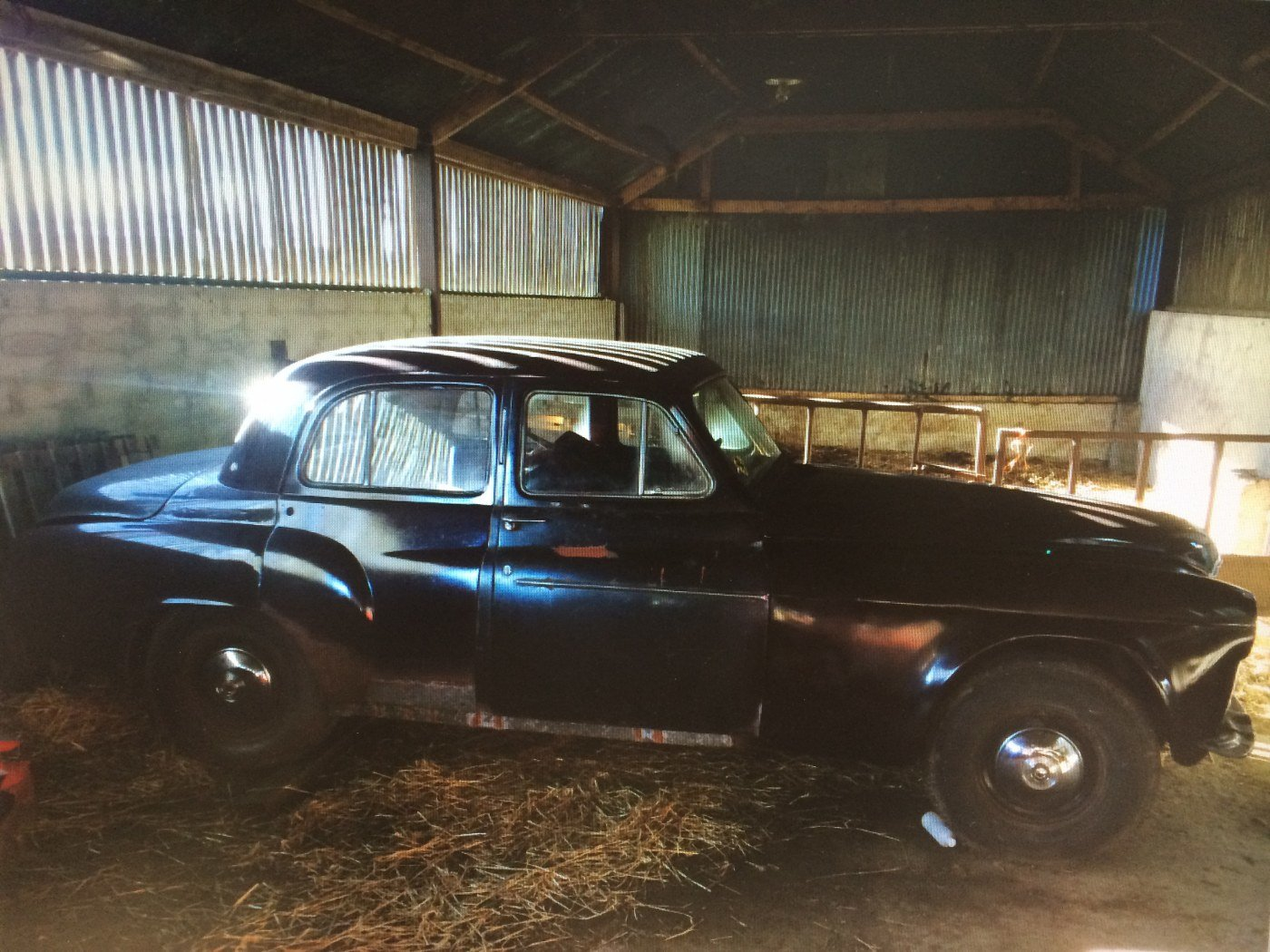 1953 Humber Super Snipe Mk4 Early Car For Sale (picture 3 of 3)