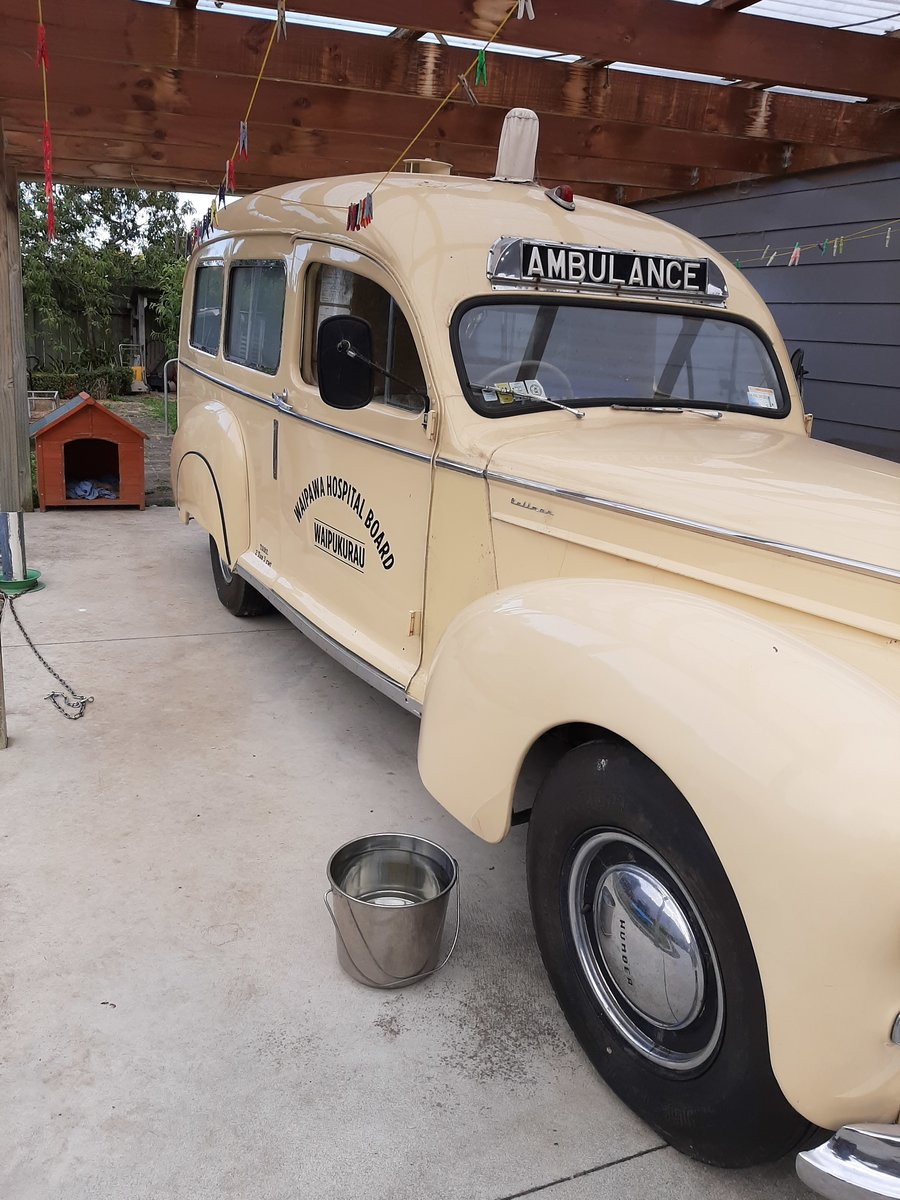 1949 Humber Pullman Ambulance For Sale (picture 4 of 6)