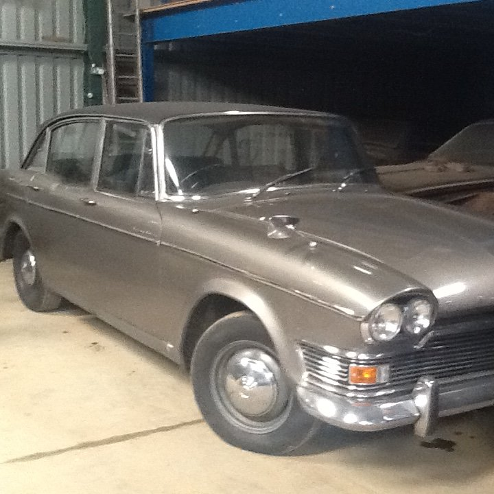 1967 Humber super snipe  5A SOLD (picture 1 of 5)