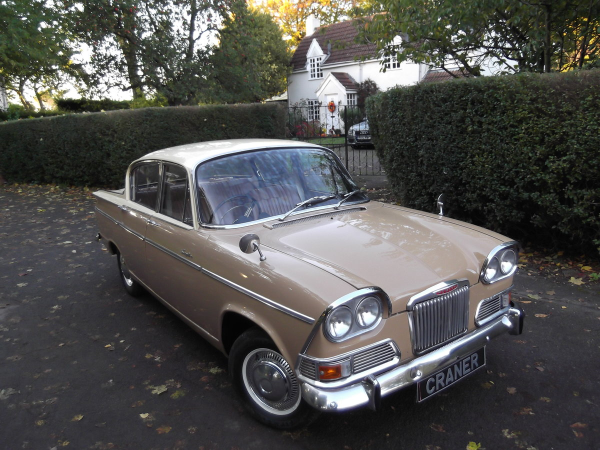 1964 Humber Sceptre Series I SOLD (picture 1 of 6)