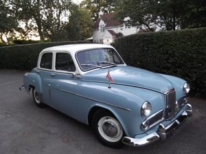 Picture of 1955 Humber Hawk SOLD