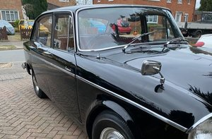 1966 HUMBER HAWK SERIES IVA For Sale by Auction