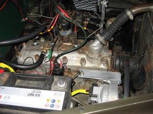 1952 Humber hawk 2.2ltr side valve