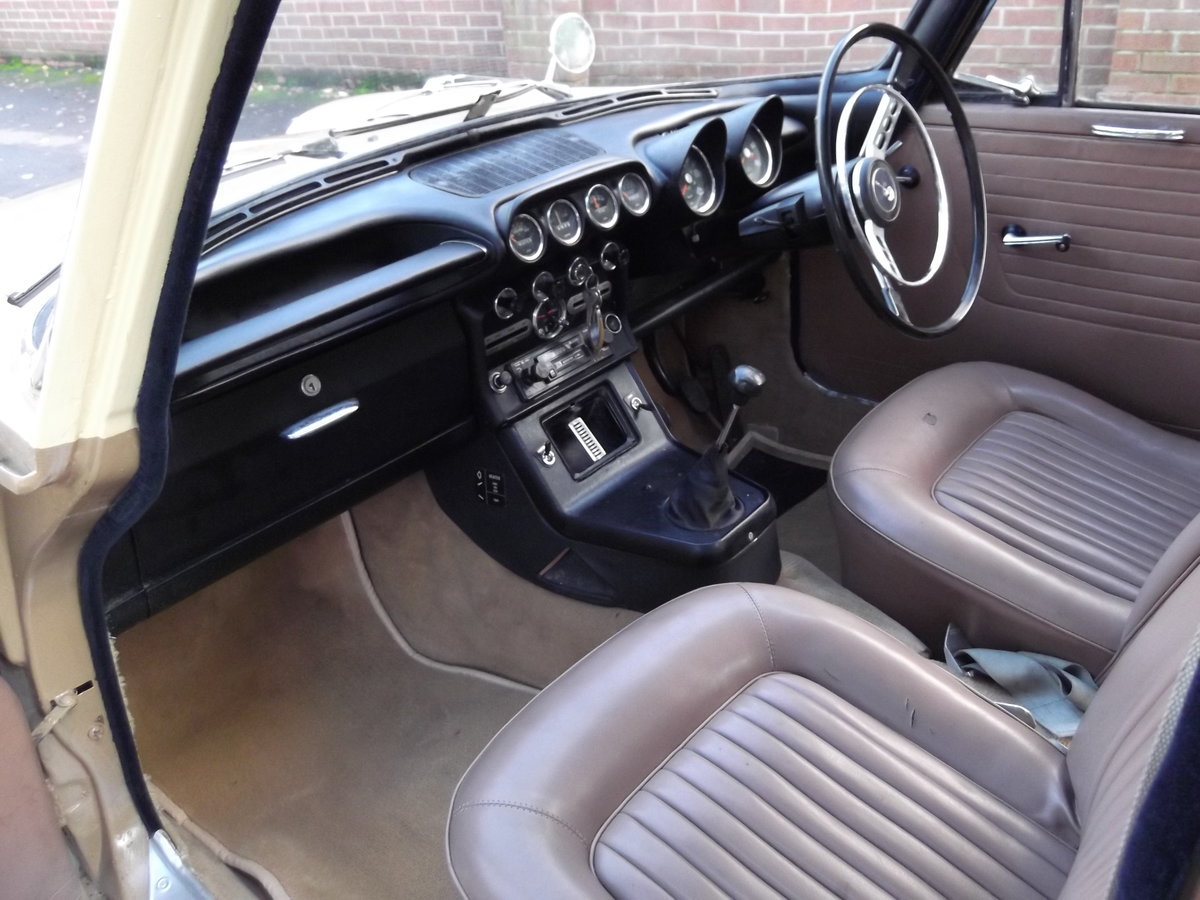 1964 Humber Sceptre mark 1 For Sale (picture 2 of 6)