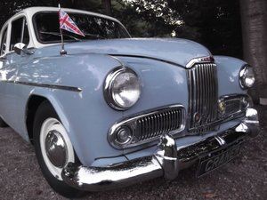 1955 Humber hawk For Sale