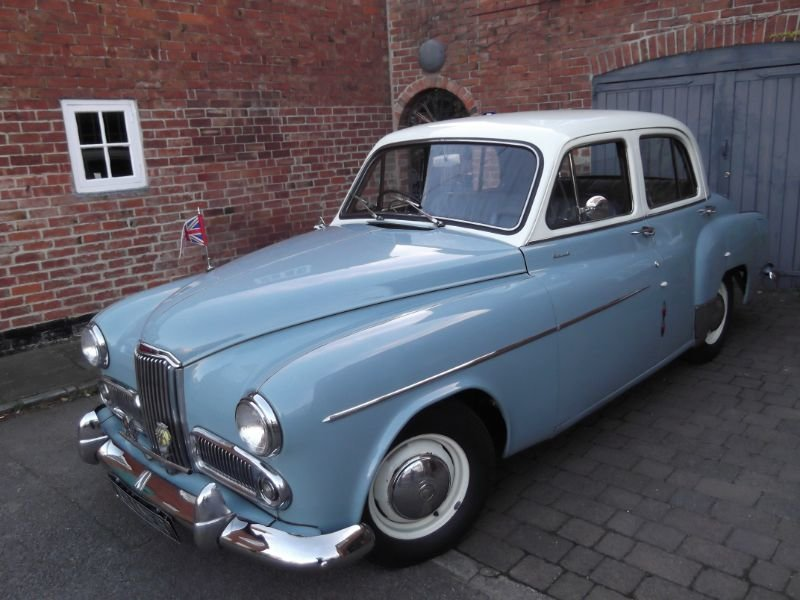 1955 Humber hawk For Sale (picture 2 of 6)