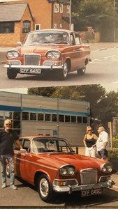 1965 Humber Sceptre MK1