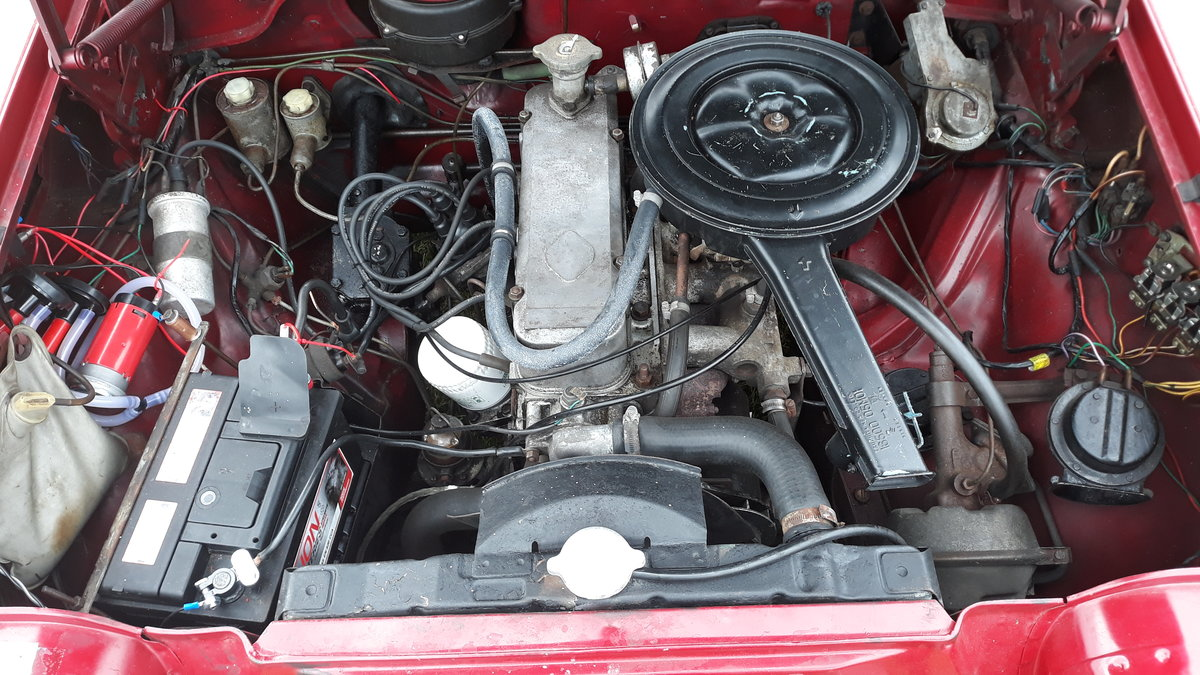 1965 Humber Sceptre MK1 SOLD (picture 6 of 6)