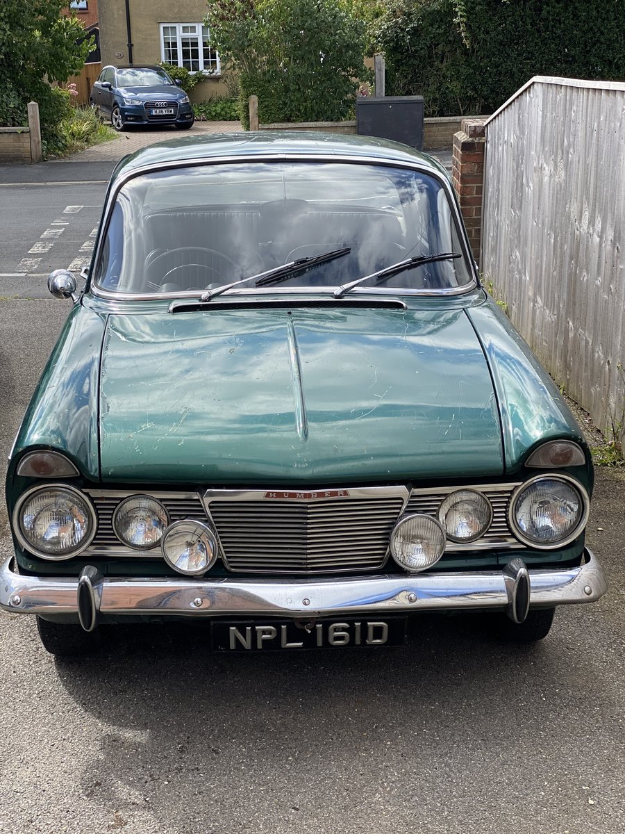 1966 Humber Sceptre Mk2  SOLD (picture 1 of 6)