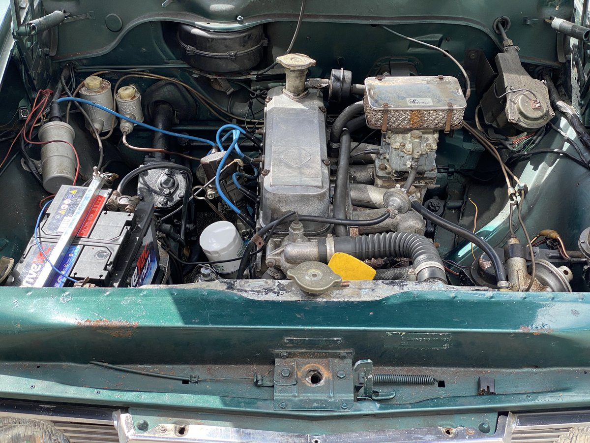 1966 Humber Sceptre Mk2  SOLD (picture 3 of 6)