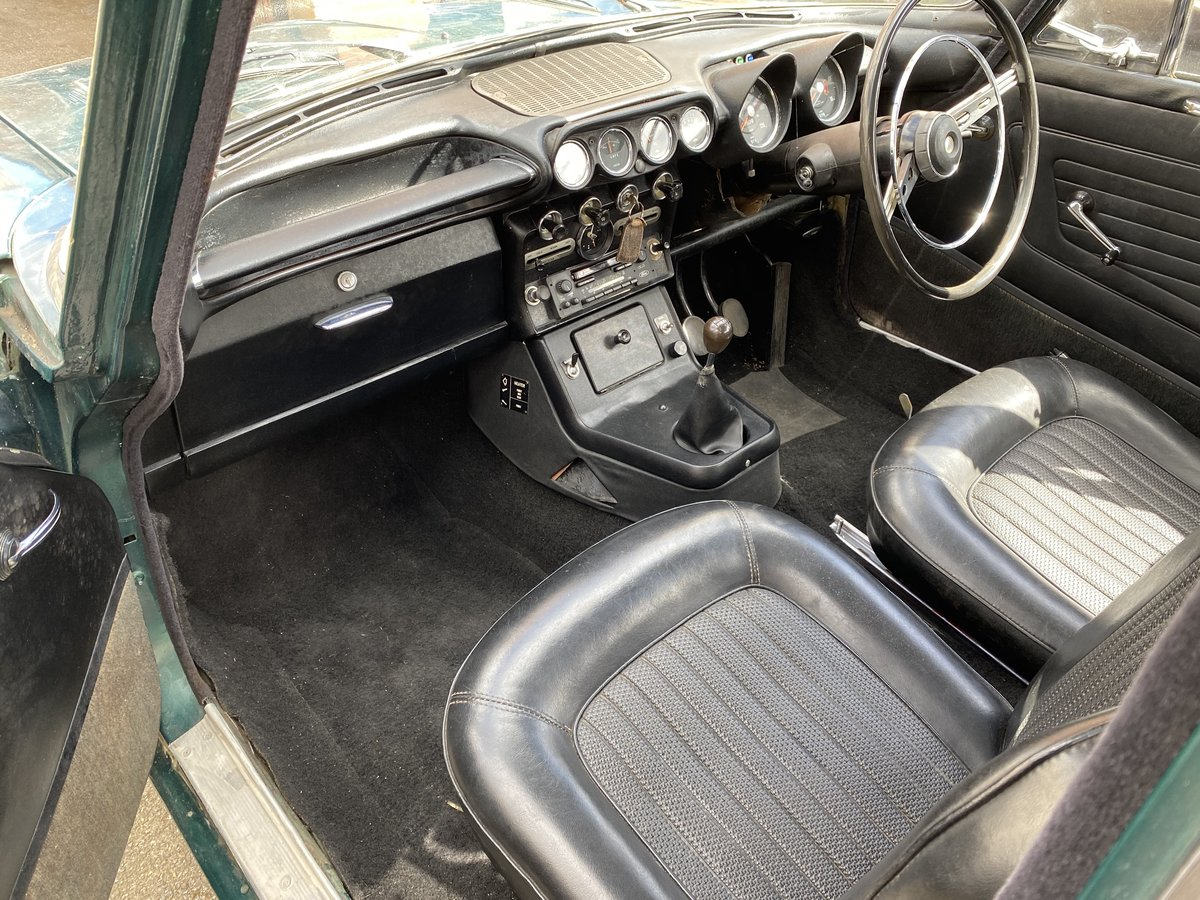 1966 Humber Sceptre Mk2  SOLD (picture 6 of 6)