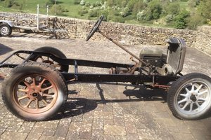 1929 Vintage Humber Chassis 9/20 & 9/28 plus V5