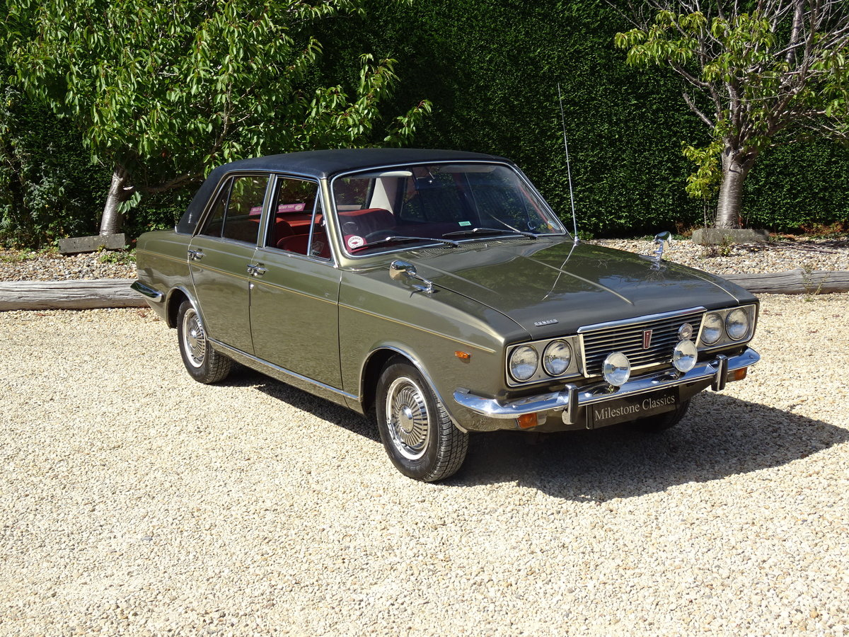 1971 Humber Sceptre Mk III (Auto) – Stunning Car For Sale (picture 2 of 6)