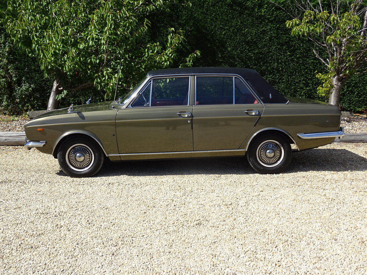 1971 Humber Sceptre Mk III (Auto) – Stunning Car For Sale (picture 3 of 6)