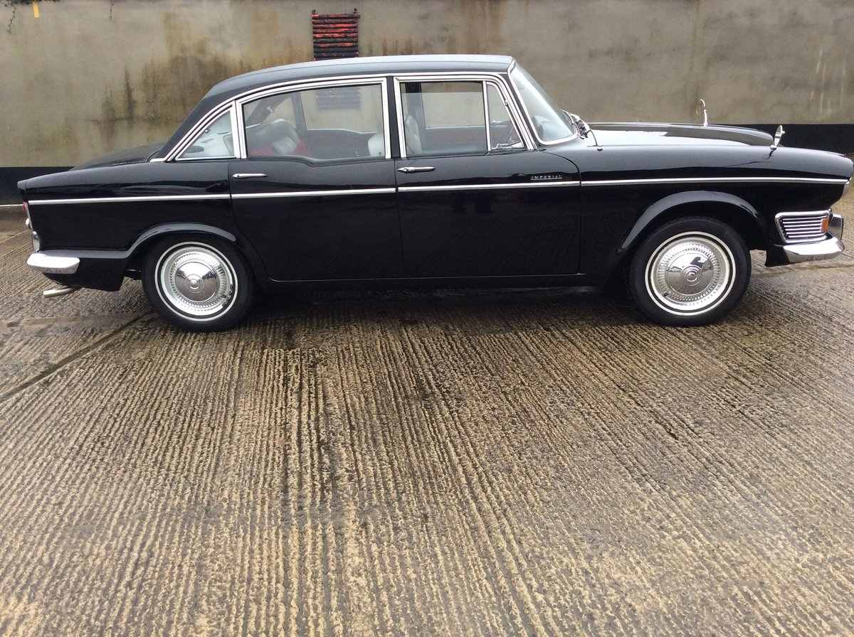 1965 Humber super snipe imperial For Sale (picture 1 of 6)