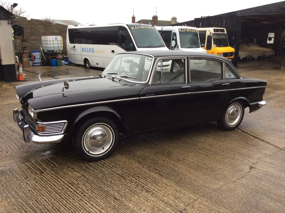 1965 Humber super snipe imperial For Sale (picture 2 of 6)