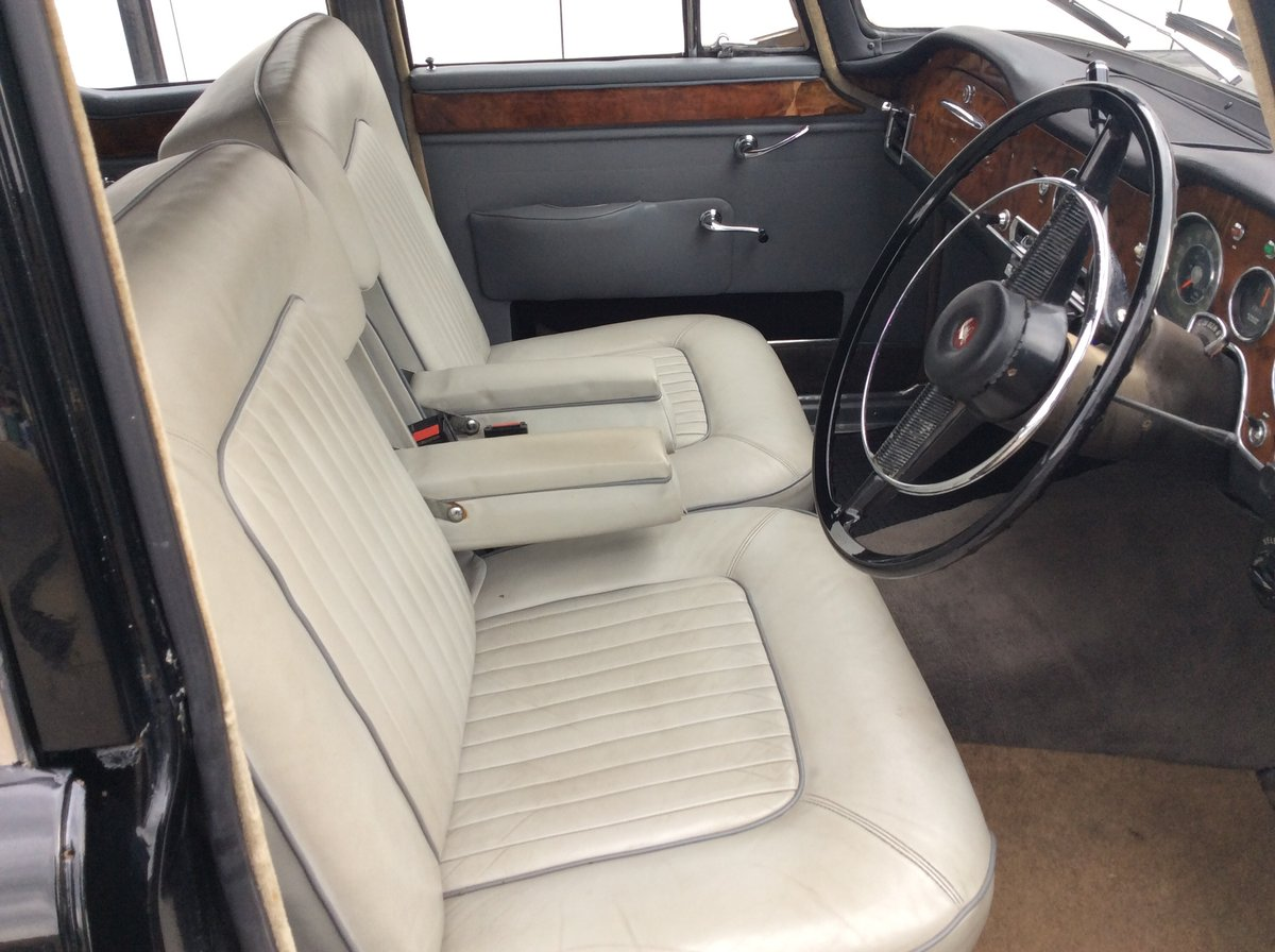 1965 Humber super snipe imperial For Sale (picture 5 of 6)