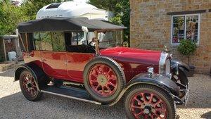 1926 Humber Tourer 1225