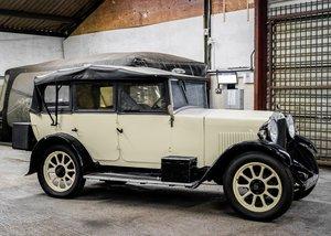 1929 Humber 1440 Tourer