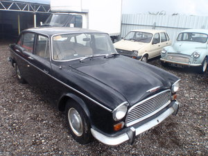 Picture of 1967 Humber Hawk 23k stored 43 years, amazing story.