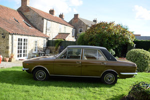 1972 HUMBER SCEPTRE - M/OD, 1 OWNER 47 YEARS, JUST LOVELY! For Sale