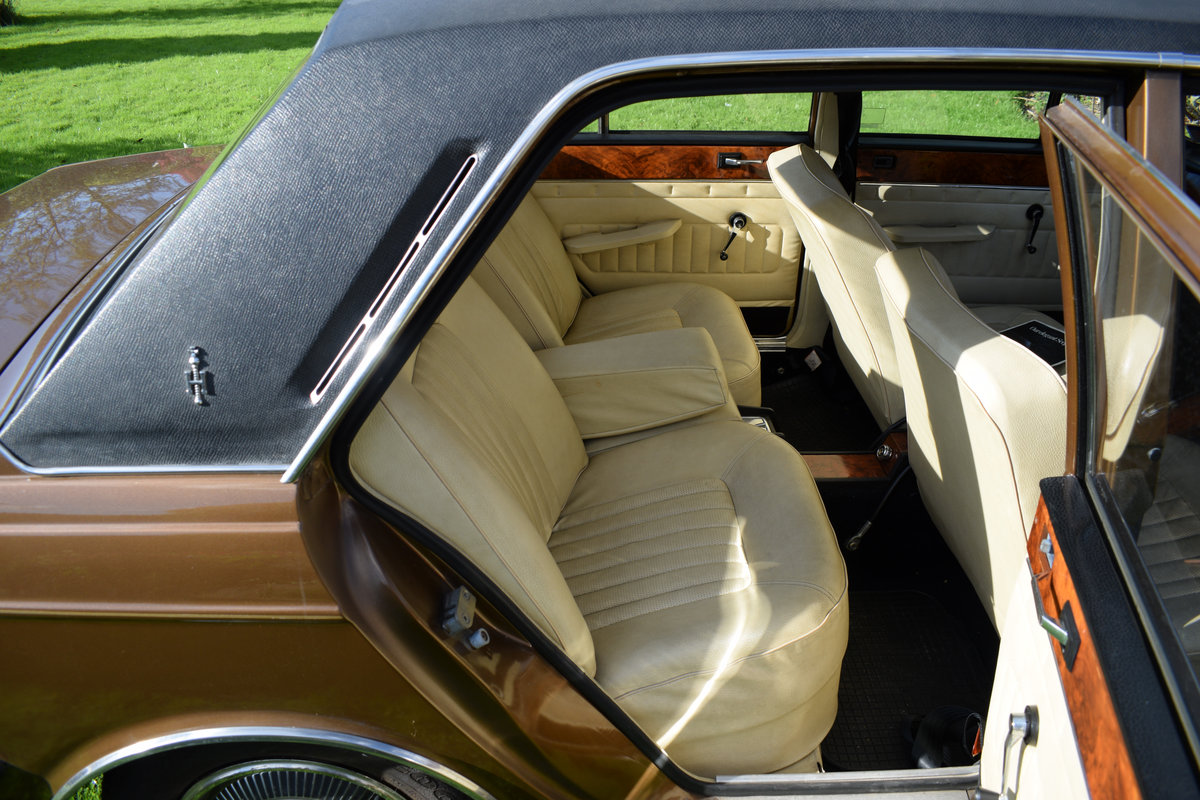 1972 HUMBER SCEPTRE - M/OD, 1 OWNER 47 YEARS, JUST LOVELY! SOLD (picture 5 of 6)