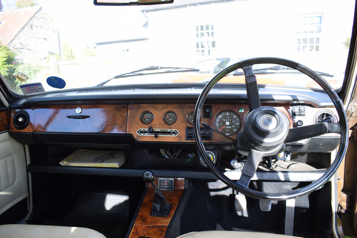 1972 HUMBER SCEPTRE - M/OD, 1 OWNER 47 YEARS, JUST LOVELY! SOLD (picture 6 of 6)