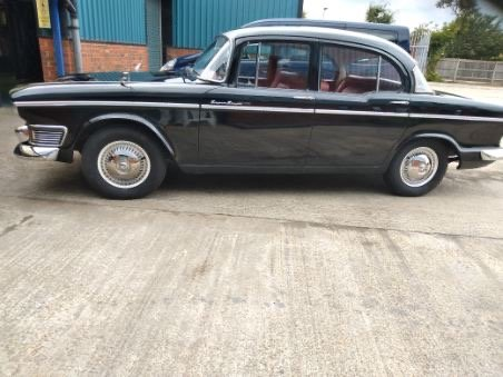 1962 Humber super snipe series3 Auto For Sale (picture 4 of 6)