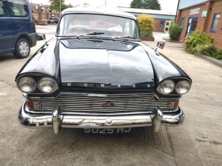 1962 Humber super snipe series3 Auto For Sale (picture 5 of 6)
