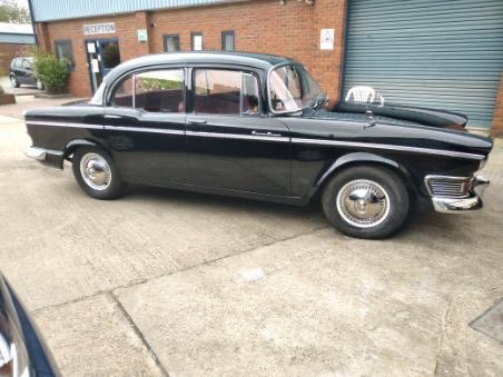 1962 Humber super snipe series3 Auto For Sale (picture 6 of 6)